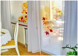 Hand painted panel curtains, washable, functional & decorative