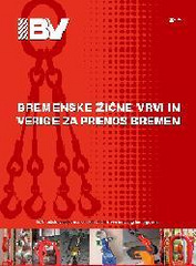 "Naloži katalog 2018/19   BREMENSKE ŽIČNE VRVI IN VERIGE ZA PRENOS BREMEN STEEL WIRE ROPES AND LIFTING CHAINS <br><br><a href=""www.ibv.si"" target=""_blank"">www.ibv.si</a>"
