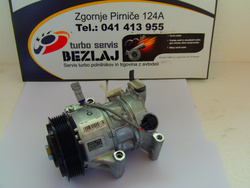 Nov klima kompresor DENSO original <br><br>Ustreza za vozila<br>Toyota Auris 1.4 D4D 1ND-TV 01.06 -<br>Toyota Yaris 1.4 D4D 1ND-TV 01.06 -<br>Toyota Altis 1.4 D4D 1ND-TV 01.09 -