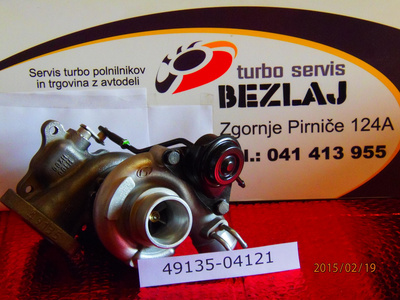 TURBINA HYUNDAI GALLOPPER 2.5 TDI